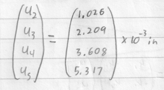 Hand Calculation Answers